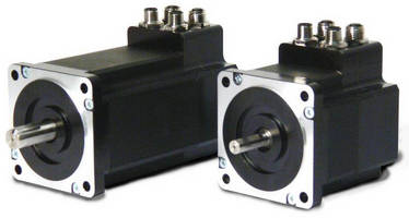 NEMA34 Stepper Motors come in 95-156 mm long packages.
