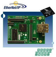 EtherNet/IP, Profinet Platform foster network connectivity.