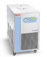 Recirculating Chillers offer 700-2,000 W cooling capacity.