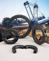 Threaded Shaft Collars feature bore sizes up to 16 in. I.D.