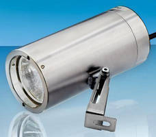 Replaceable LED Sight-Glass Luminaires promote green initiatives.