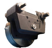 Caliper Disc Brakes operate when hydraulic pressure is applied.