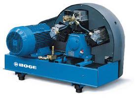 Piston Compressors generate up to 600 psi at point of use.