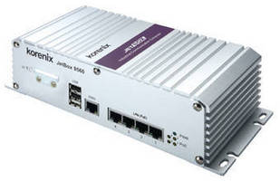 VPN Router Computer  features 12-24 V PoE booster technology.