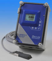 Area-Velocity Flowmeter offers choice of sensor configurations.