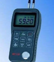 Ultrasonic Thickness Gauge offers non-destructive operation.