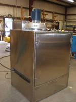 Hot Air Convection Oven Systems heat, dry, and cure products.