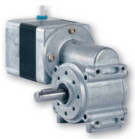 Brushless DC Gearmotor has integrated gearbox, electronics.