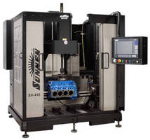 Automated CNC Honing System achieves precision parameters.