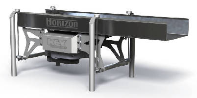 Horizontal Motion Conveyor features maintenance-free drive.