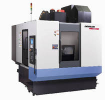 Vertical Machining Center delivers 123.6 lb-ft of torque.