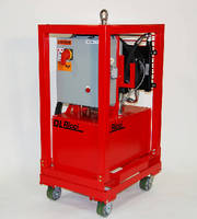 Hydraulic Power Units come in electric and diesel models.
