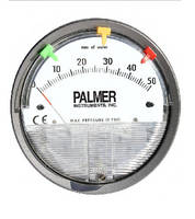 Differential Pressure Gauges target HVAC industry.