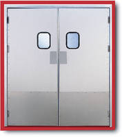 Traffic Door targets foodservice industry.