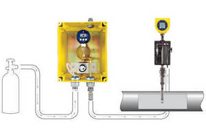 Calibration Verification System aids flare flow measurement.