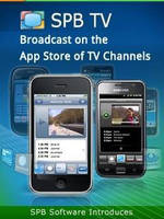 Publishing Software distributes TV content on mobile devices.