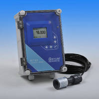 Level and Flow Monitor uses non-contact ultrasonic sensor.