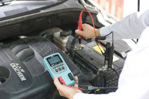 Battery Testing System targets transportation industry.