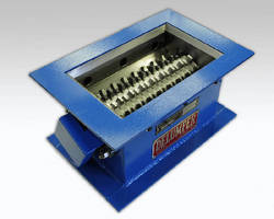 Compact Crusher measures 7.5 in. from inlet to outlet.