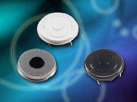 Scroll Wheel Switches suit consumer and navigation applications.