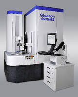 Gear Inspection System handles gears up to 650 mm diameter.