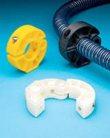Plastic Hinged Collars offer alternative to stainless steel.