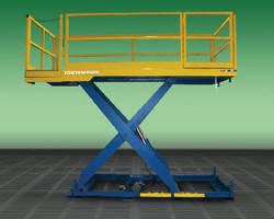 Custom-Configured Lifts integrate into most production lines.