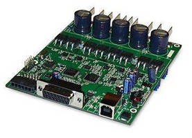 Motor Controller targets mobile robots and AGVs.