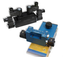 Directional Solenoid Valves feature zero-leak design. .