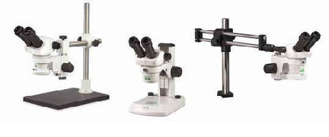 Stereo Zoom Microscope provides instantaneous results.