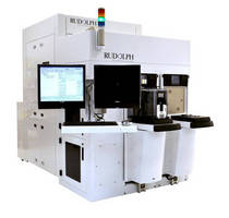 Wafer Inspection System handles advanced packaging applications. .