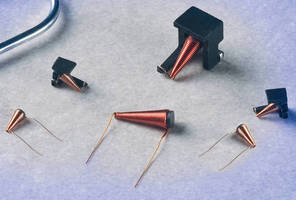 Broadband Conical Inductors offer range of design options.