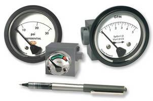 Filter and Flow Monitors suit water and corrosive liquid applications.
