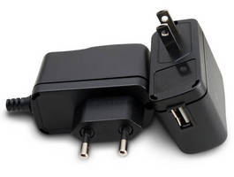 Wall Mount Power Adapters deliver 5-7 W continuous output.