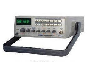 Digital Function Generator supports INT/EXT AM/FM modulation.