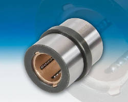 Linear Ball Bearing Bushes offer unlimited stroke lengths.