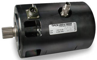 Rotary Torque Sensor is suited for testing aerospace parts.