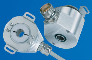 Absolute Rotary Encoders offer extended interface options.