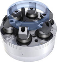 Precision Power Lathe Chuck has 6-jaw design.