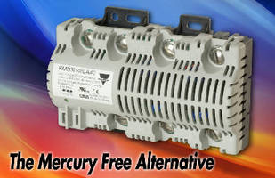 Hybrid Relays offer mercury-free alternative.