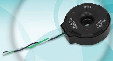 AC Current Sensors provide linear output voltage.