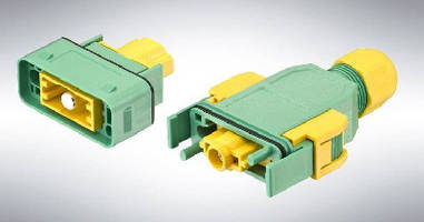 Single-Pole Connector suits grounding systems.