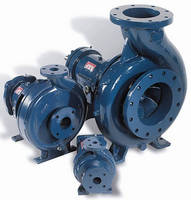 ANSI Centrifugal Pumps handle coke processing.
