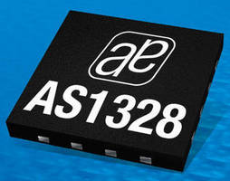 DC/DC Step-Down Converter delivers up to 96% efficiency.