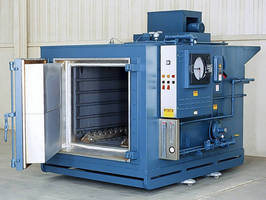 Electrically Heated Inert Atmosphere Oven reaches 1,000�F.
