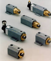 Impact Markers offer returned-cylinder indicator option.