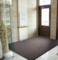 Matting Systems protect human health, floor, and environment.