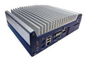 Fanless Embedded Computer supports Intel� Core(TM) i7/i5/i3 CPUs.