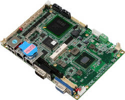 Embedded Board  features Intel� Atom(TM) N455/D525 processor.