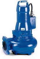 Submersible Pump serves wastewater handling applications.